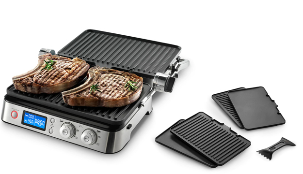 De'Longhi Digital Control Multi-Grills with intelligent app DKG – CGH1020D 2