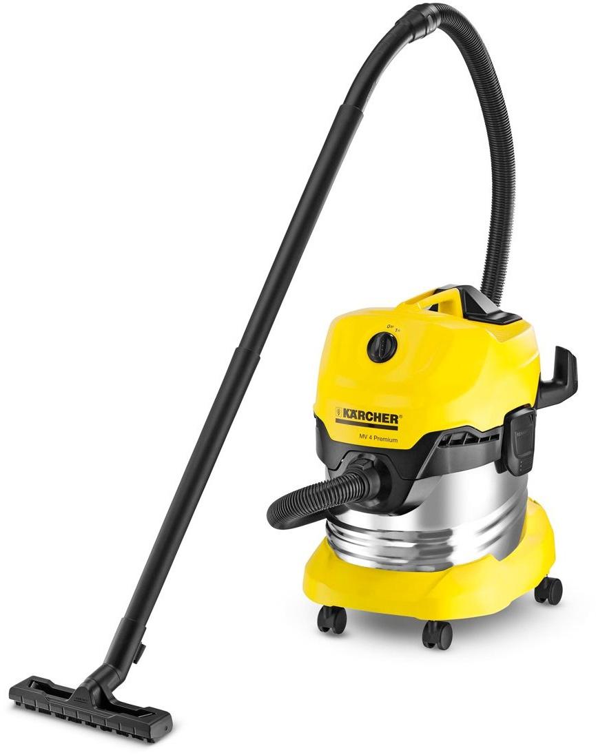 KARCHER MULTI-PURPOSE VACUUM CLEANER WD 4 PREMIUM 1.348-150.0