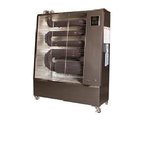 Airrex Vola Infrared Heater (2006 F / AH600 Silver) + FAN