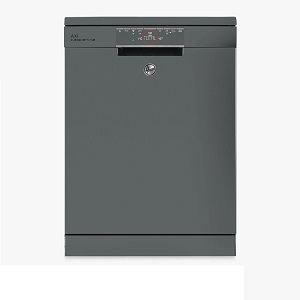 Hoover Freestanding Dishwasher, A+++ Energy Rating, Silver HDPN4S603PX