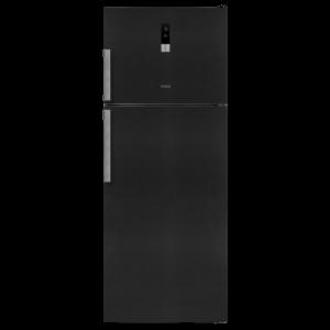 Vestel Upright Freezer 350 Litres Black NFF310EBL