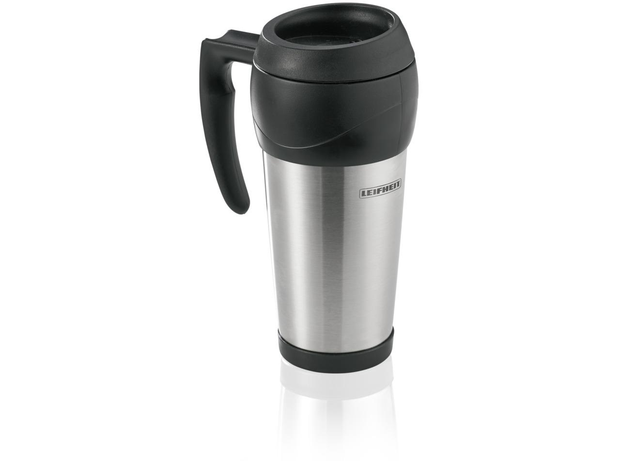 LEIFHEIT 25769 Insulation mug black