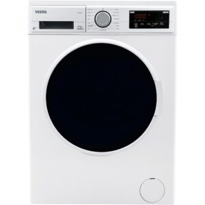 Vestel Black Washing Machine W 812 B