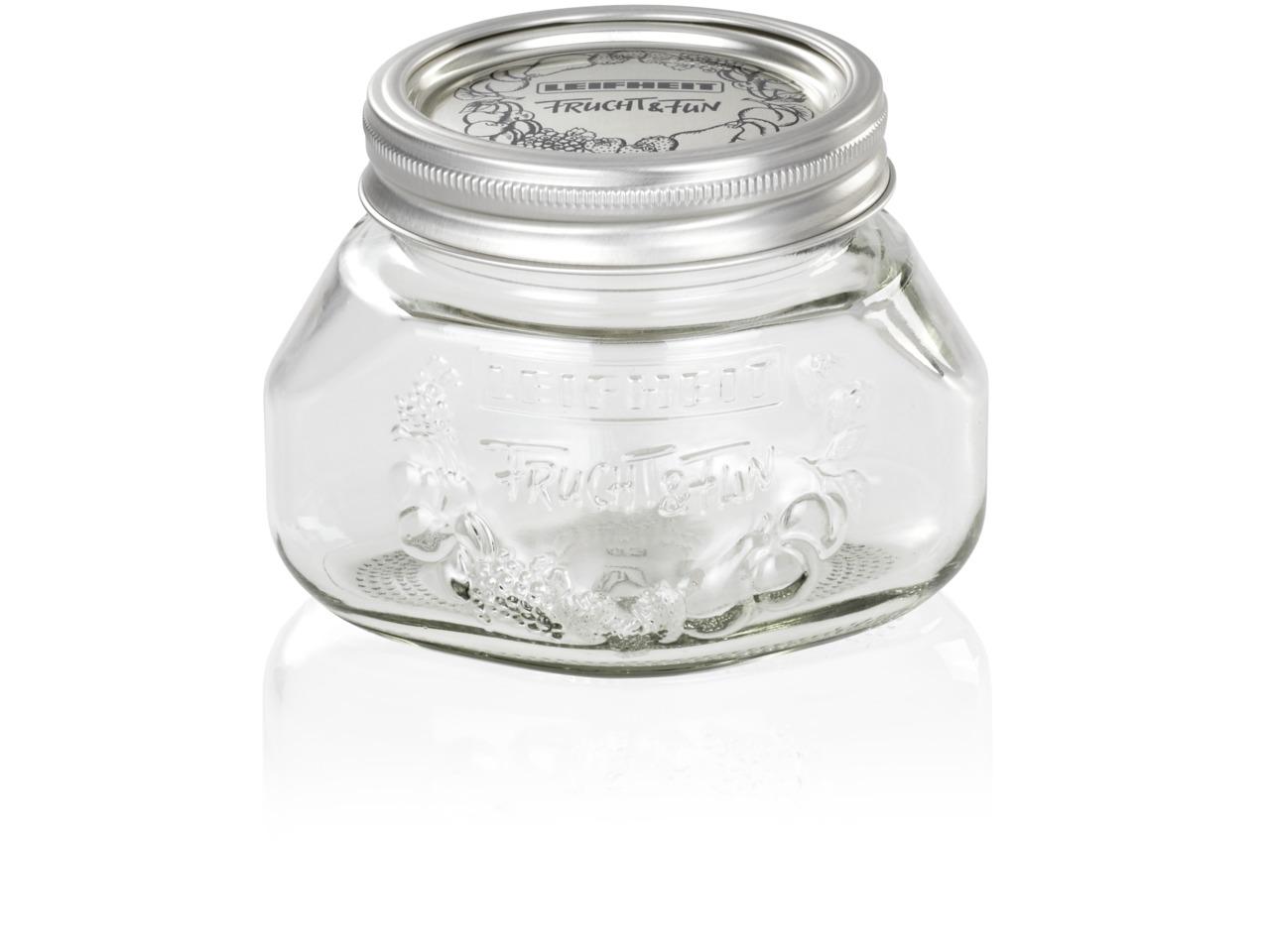 LEIFHEIT 36103 PRESERVING JAR 0,5 L
