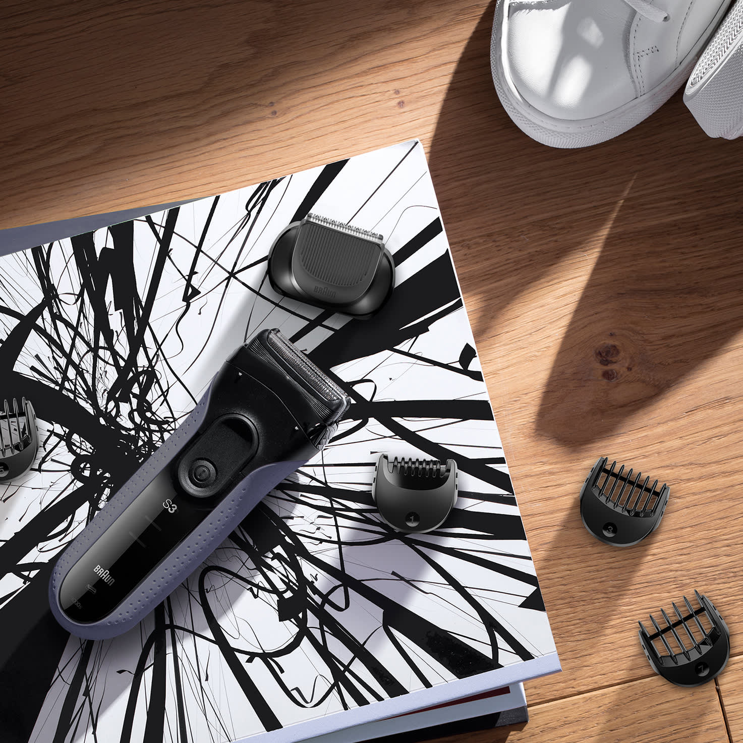 Braun Multi Grooming BT3000 5