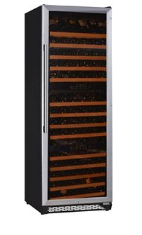 Campomatic BUILT-IN TRIPLE-ZONE WINE COOLER WBC155TZ