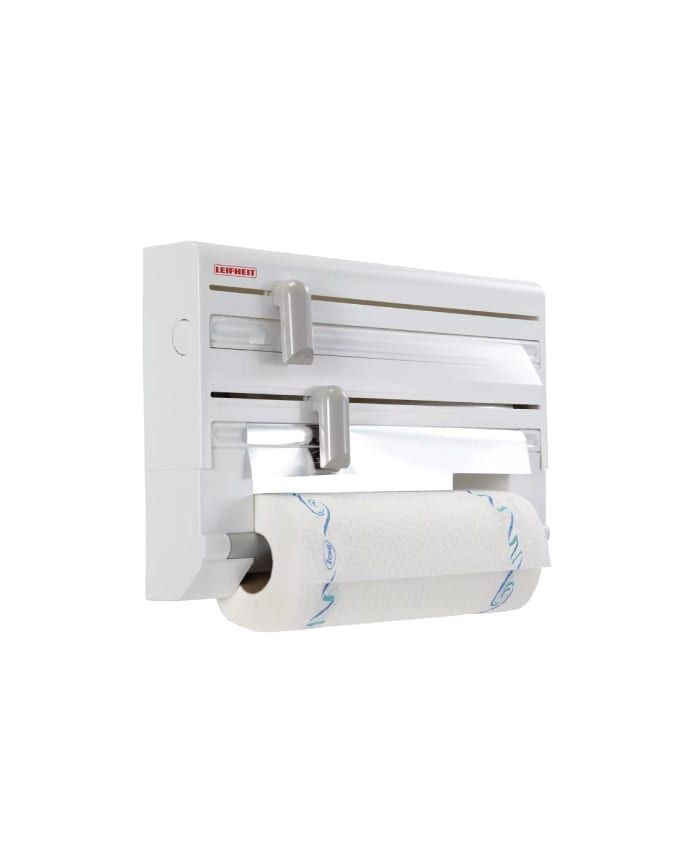 LEIFHEIT 25703 ROLL HOLDER PARAT WH/GRY
