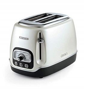 Ariete Classica Pearl 2 Slots Toaster 158/37