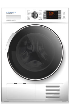 Campomatic Condenser Dryer 10KG Silver CD10IW