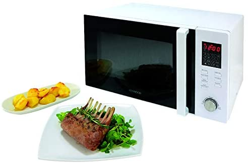 Kenwood Microwave and Grill, 25 Liter – MWL210 2