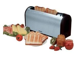 Ariete Metal Toaster Large 122