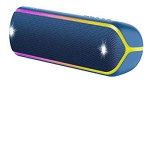 Sony XB32 EXTRA BASS™ Portable BLUETOOTH® Blue Speaker SRS-XB32/LC