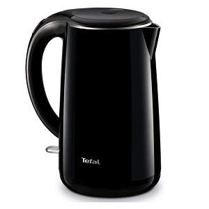 Tefal Safe tea 1.7L Kettle Black KO260810