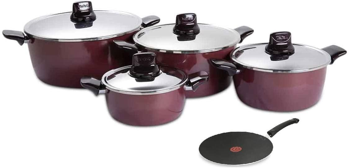 Tefal Pleasure Cooking Set 8 Pcs (DO 18/22/26/30) D5059852 2