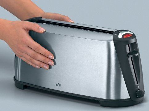 BRAUN Sommelier Toaster HT600 2