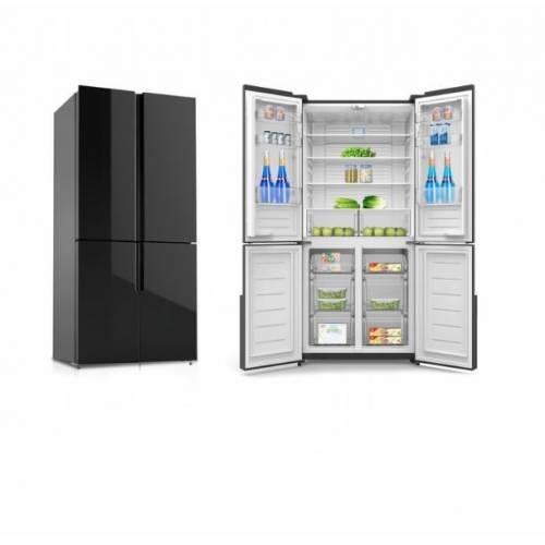 Silverline refrigerator Black R12051B01
