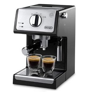 De'Longhi Espresso & Cappuccino Makers - EUP DKE-ECP33.21