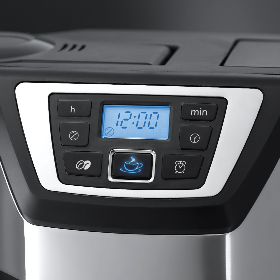 Russell Hobbs Chester Grind & Brew Coffee Maker – Black 3