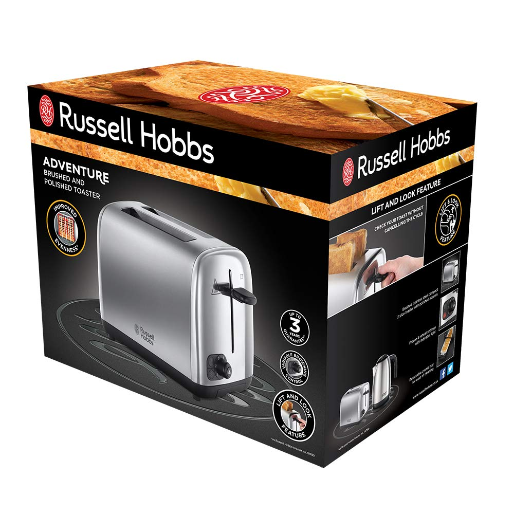 Russell Hobbs Adventure Toaster 5