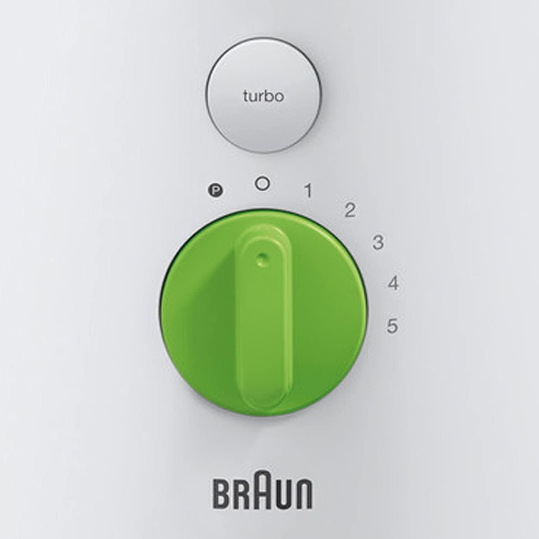 Braun TributeCollection Jug Blender, 800 Watt, White – JB3010 2
