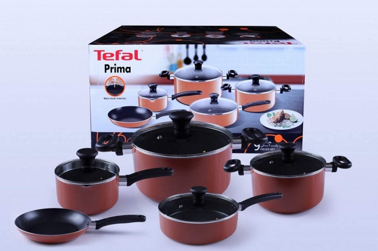 Tefal Prima Fireland – set 9 pcs A115S474/484 2