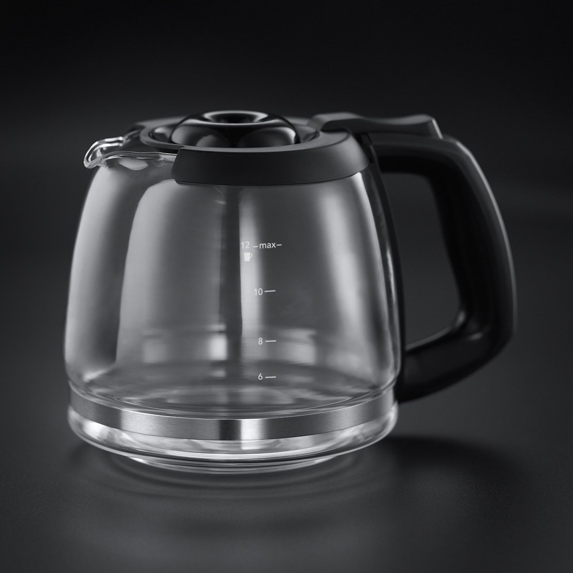 Russell Hobbs Chester Grind & Brew Coffee Maker – Black 5
