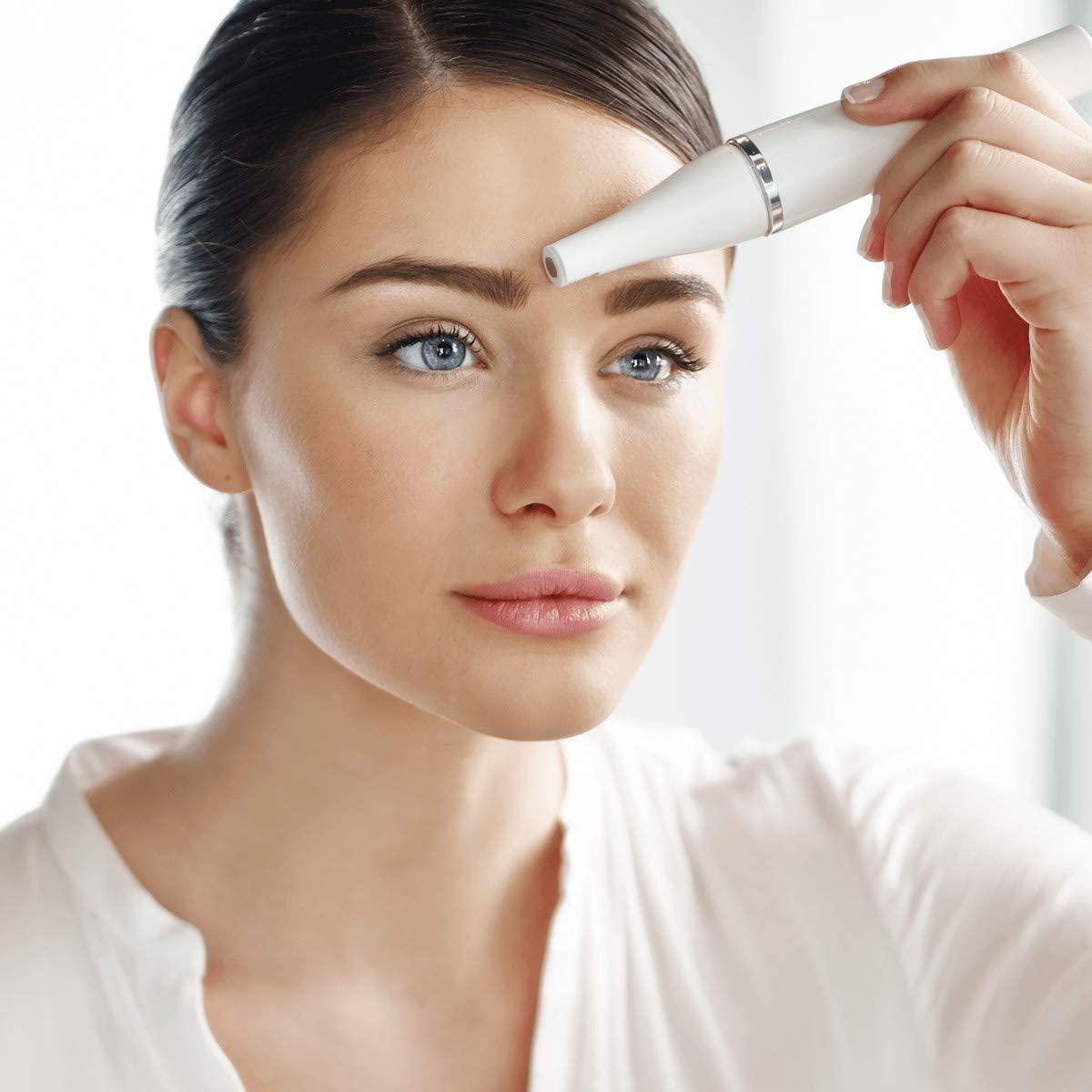 Braun Face 831 Womens Ladies Facial Hair Epilator 3