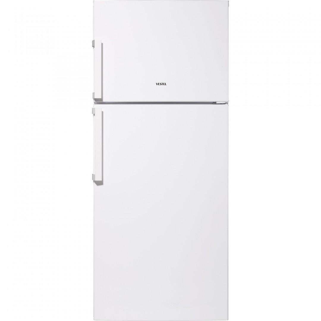 Vestel Refrigerator 2 Doors 484L White NF500W