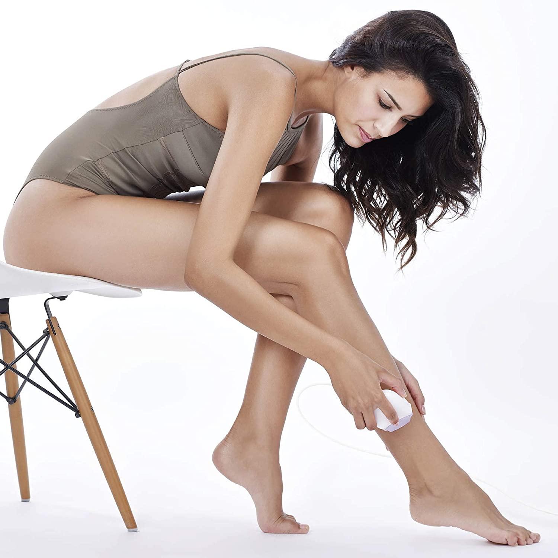 Silk Epil 3 3170 Legs Epilator With Massage Cap 4