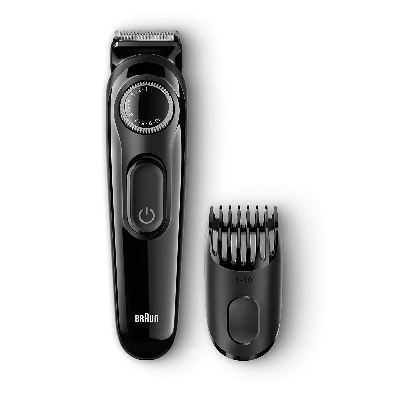 Braun BT3020 Beard Trimmer for Men Black 3