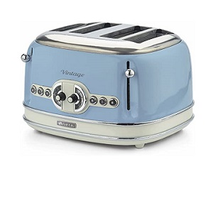 Ariete Retro Style 4 Slice Toaster 0156/05