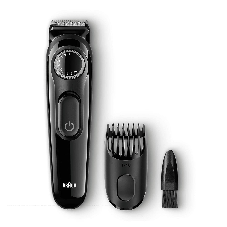 Braun BT3020 Beard Trimmer for Men Black 4