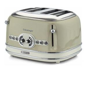 Ariete Retro Style 4 Slice Toaster 0156/03