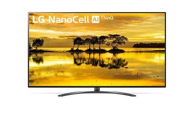 LG NanoCell TV 55 inch SM8100 Series 55SM8100PVA