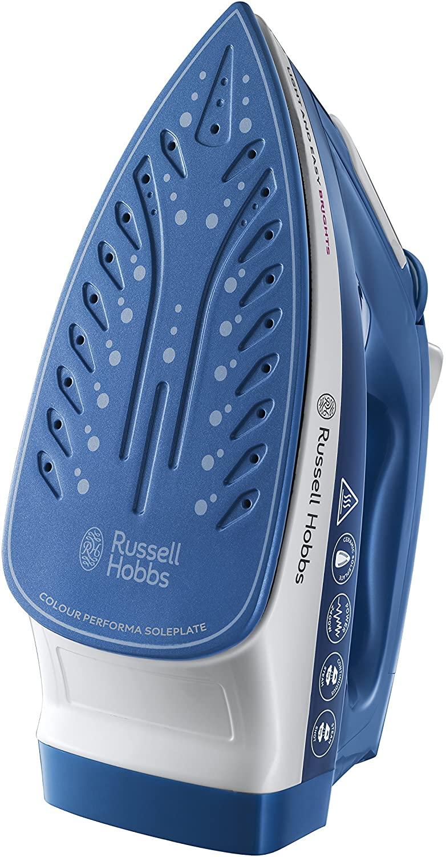 Russell Hobbs 24830 Light & Easy Brights Iron, 2400 Watt, Sapphire 4