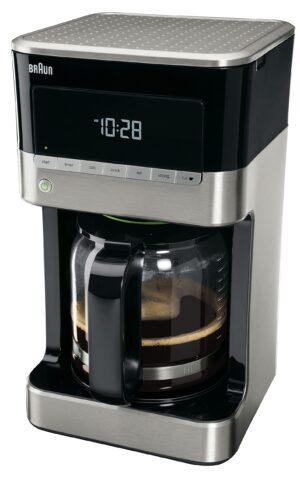 Braun Coffee Machine PurAroma KF7120 Black