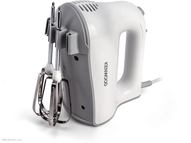 Kenwood 5 Speed Hand Mixer, White HM530 2