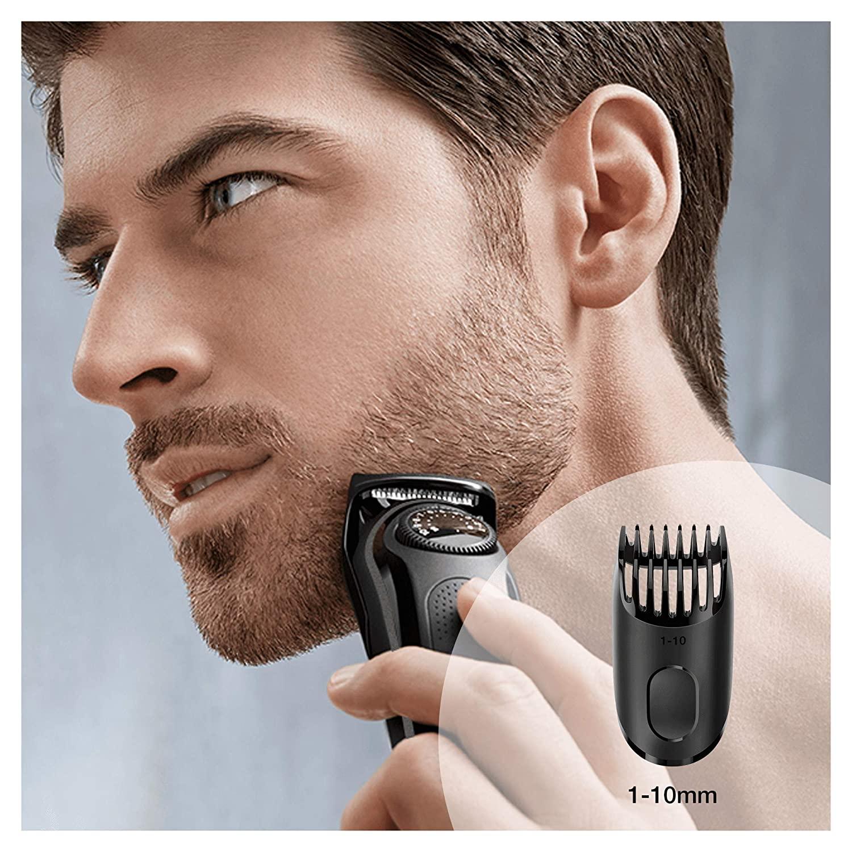 Braun BT3020 Beard Trimmer for Men Black 6