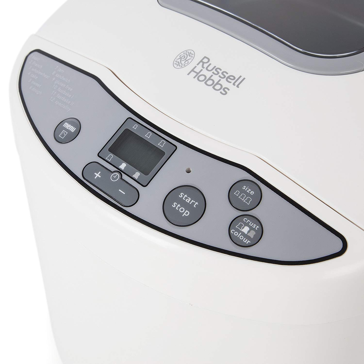 Russell Hobbs Breadmaker with Fast-Bake Function 3