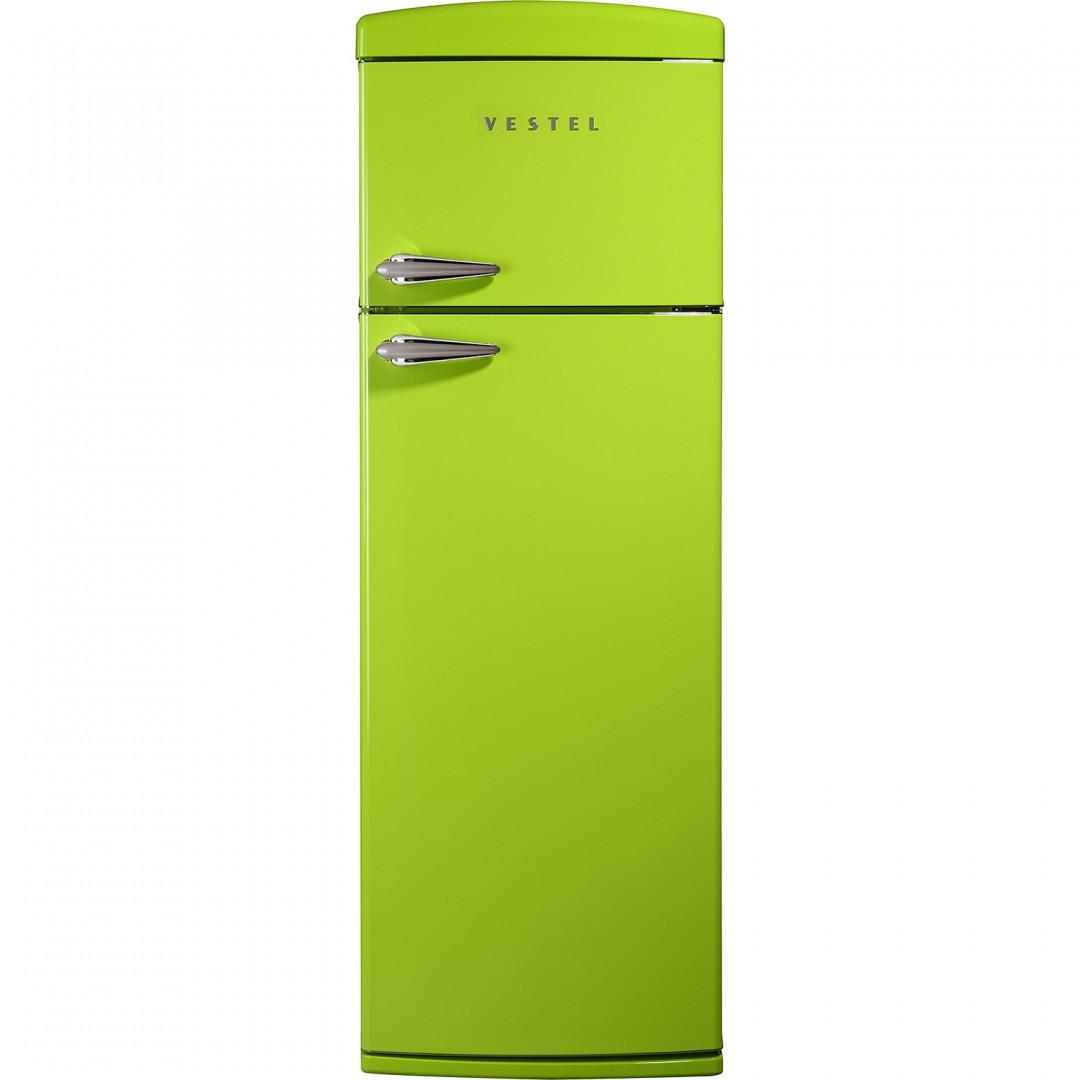 Vestel Retro Refrigerator 2 Doors 310L SD325G