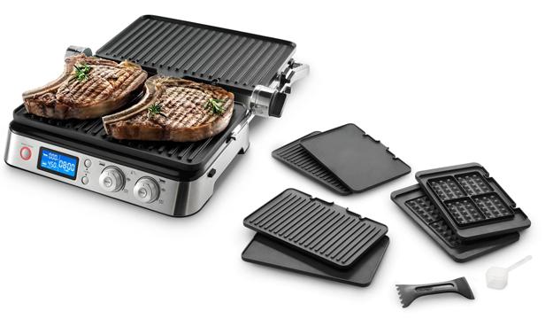 De'Longhi Digital Control Multi-Grills with intelligent app DKG – CGH1030D 3
