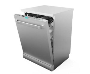 Campomatic Dish Washer Full Stainless Steel Body DW911ES
