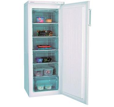 Campomatic Defrost Freezer White FRZ212W