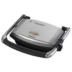 Ariete Contact Grill Chrome 1000W 1911