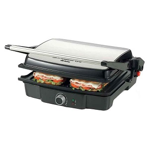 Ariete Contact Grill 2000W Stainless Steel 1917