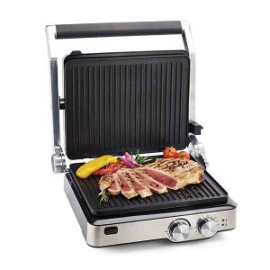 Ariete Contact Grill 2000W Stainless Steel 1918