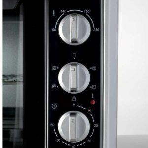 Ariete Electric Oven 52L Silver Convection 1800W 986/1
