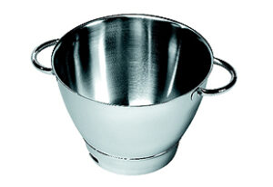 Kenwood 36385, Attachment Chef Stainless Steel Bowl with Handles2
