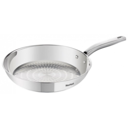 Tefal Intuition SS v2 Frypan 24 uncoated B8580484