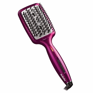 Babyliss Ionic 3D Liss Brush Pink BABWSHAHSB100E